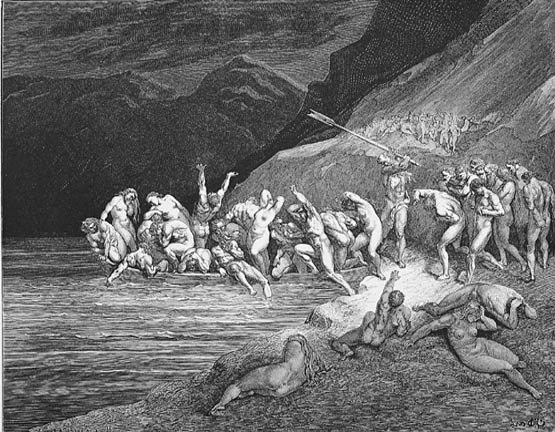 En el quinto círculo del infierno de Dante, los iracundos están condenados a atacarse unos a otros, sin fin, sin que ninguno prevalezca por encima del otro ¿No es una descripción exacta de nuestras discusiones en Twitter?