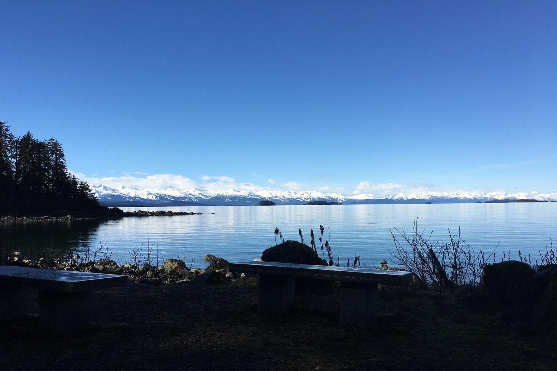 Ubicada en un área de belleza excepcional, incluso se puede ver la aurora boreal en invierno.