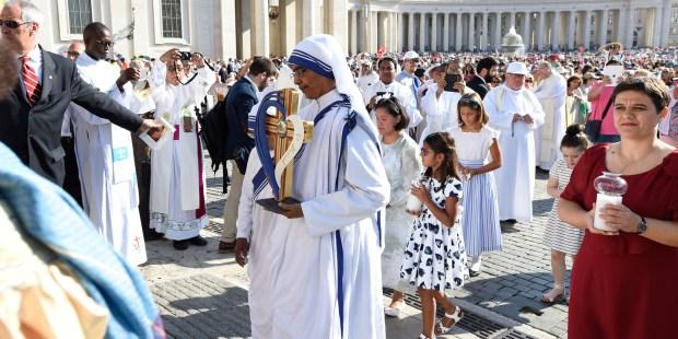 Fiesta Madre Teresa de Calcuta