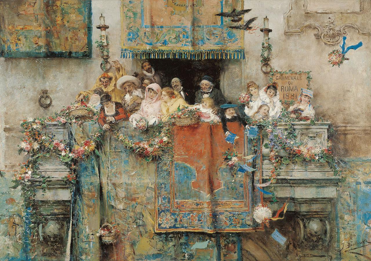 The Carnival in Rome