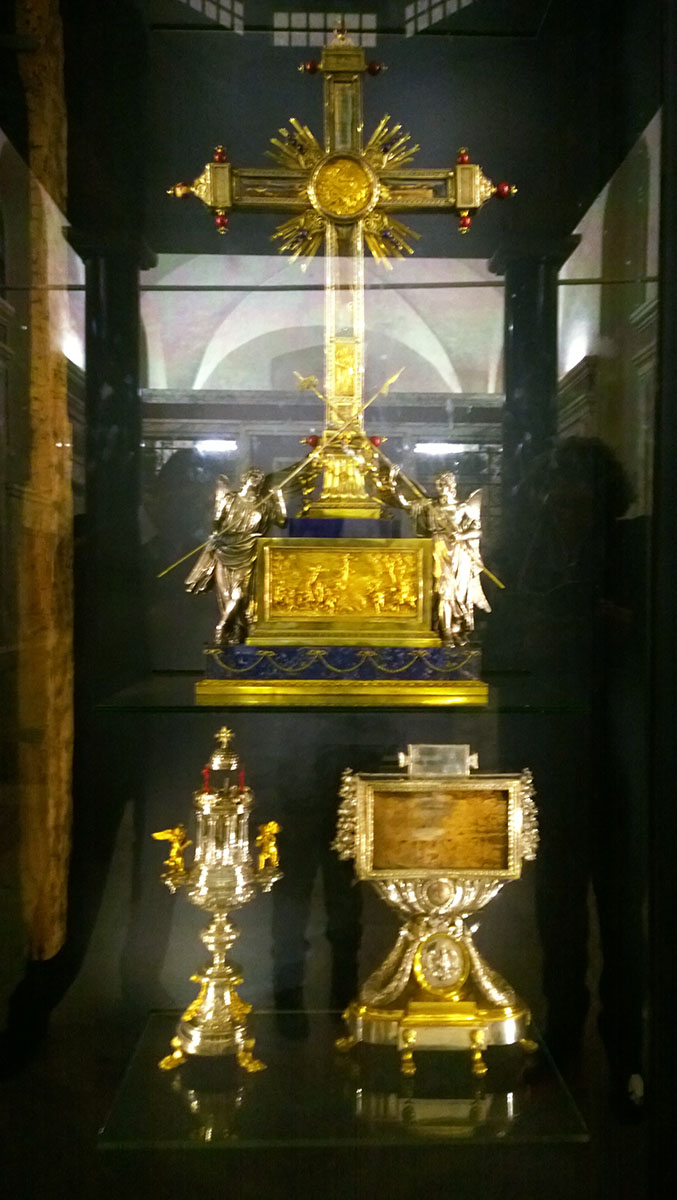 Relics of Christ