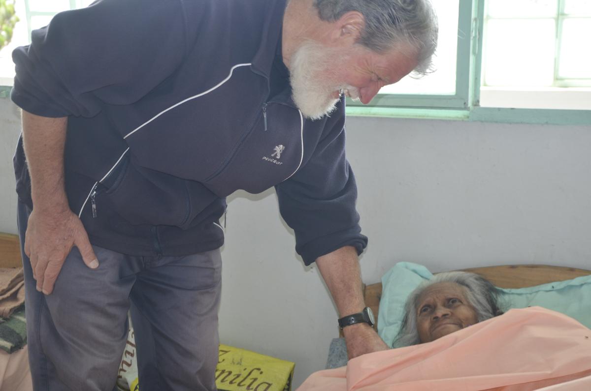 FATHER PEDRO PABLO OPEKA