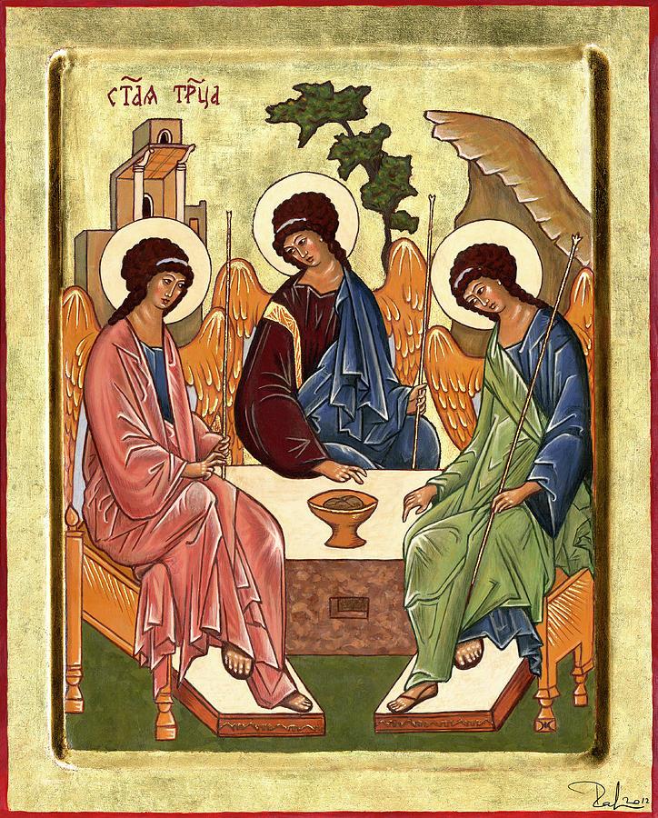 TRINITY; CATHOLIC PRAYER