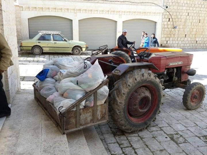 FRANCISCAN SYRIA