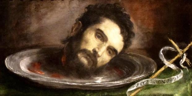 Dónde se encuentra la cabeza de san Juan Bautista?
