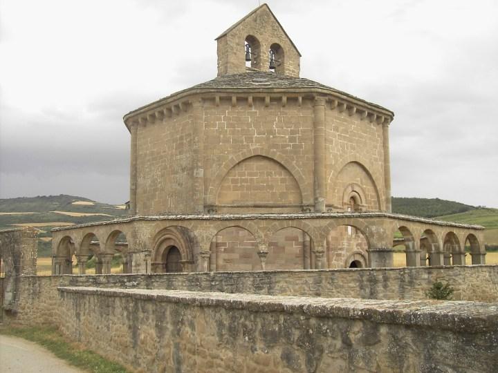 Church of Saint Mary of Eunate (Muruzábal, Navarra)