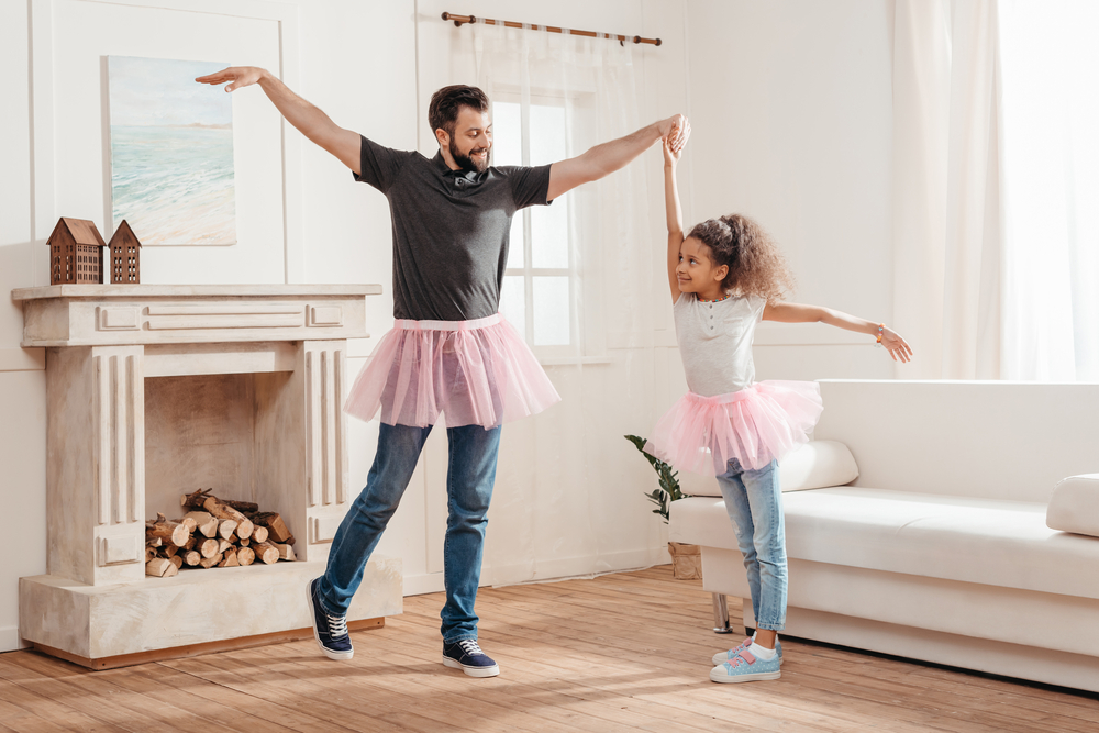 dance father daughter