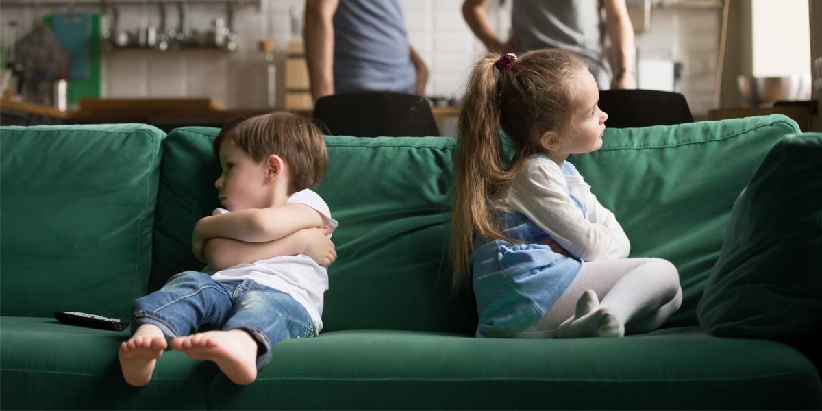 dispute frères et soeurs ; enfants