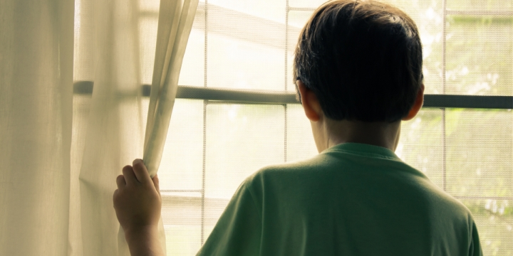 LITTLE CHILD, WINDOW,