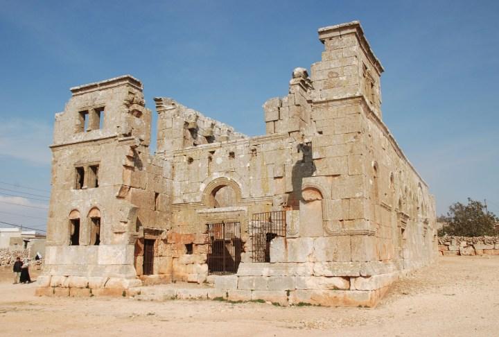FORGOTTEN CITY; DEAD CITY; SYRIA