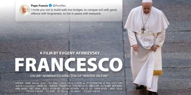 'Francesco' la película